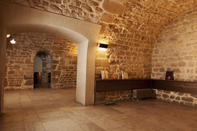 Location de salle à paris - Vue du secret de l'île, belle cave de 130m²
