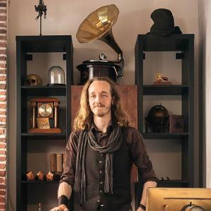 Portrait Alexandre Vivier